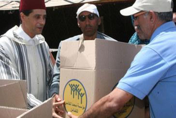 Campagne nationale de solidarité: 187 millions DH collectés au terme de la 18ème édition
