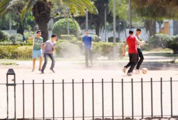 Le street workout ou entraînement de rue: N'importe où, n'importe quand mais pas n'importe comment