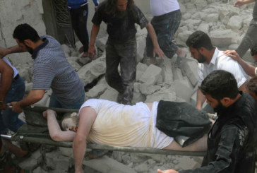 Syrie: plus de 140 morts dans des bombardements à Alep-Est en une semaine