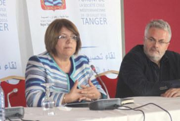 La Med COP22 à Tanger: Les préparatifs battent leur plein