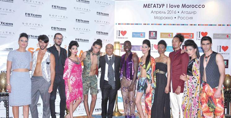Quatrième édition du Fashion Show «So Africa Sensations»: L'Afrique au diapason