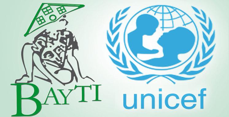 Employabilité des jeunes: L'Unicef s'engage aux côtés de Bayti