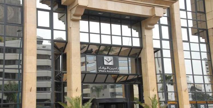 Wafa Assurance : Un chiffre d'affaires de 4,69 milliards de dirhams au premier semestre