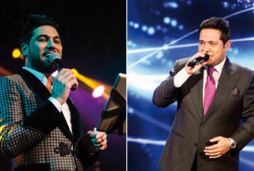 Mawazine: Hatem Al Iraqi et Waleed Al Shami le 23 mai sur la scène Nahda
