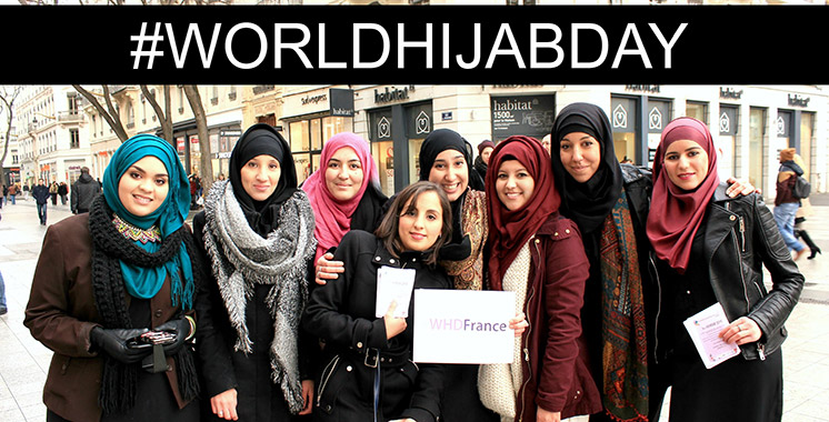 France : «Hijab Day», une journée pour sensibiliser au port du voile