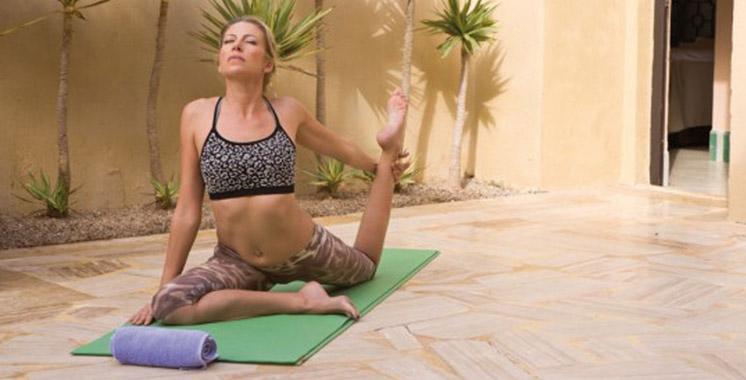 Du yoga à Mazagan Beach  & Golf Resort: La palette des activités s'étoffe