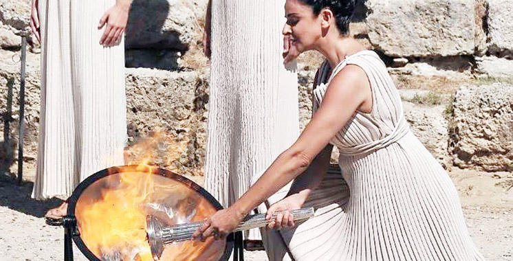 JO-2016 : La Grèce allumera la flamme olympique