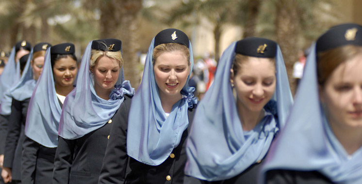 Vols Paris-Téhéran: Les hôtesses qui refusent le voile seront réaffectées