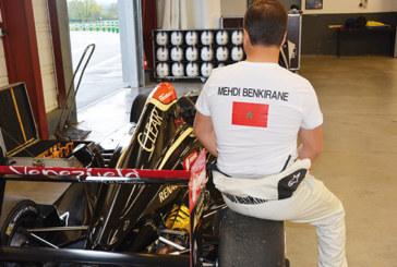 Mehdi Benkirane, 22 ans et déjà pilote de Formule 1!