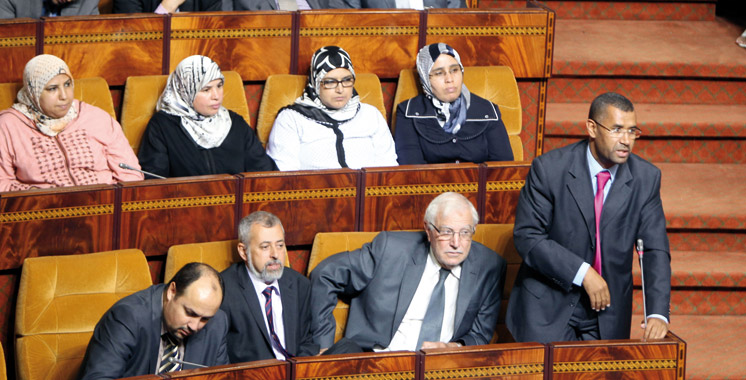 Femmes parlementaires : J'y suis, j'y reste !