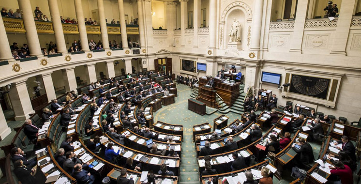 parlement-belge