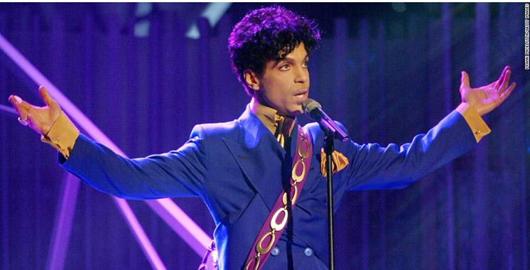 Prince est  décédé