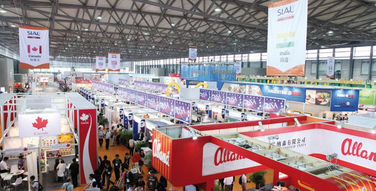 salon international de l alimentation le maroc promeut