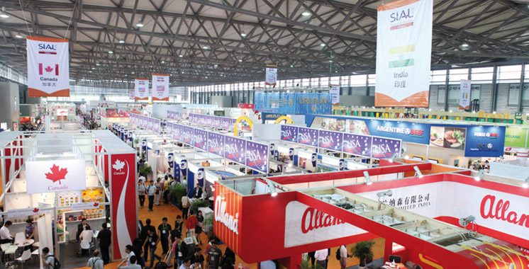 Salon international de l'alimentation: Le Maroc promeut son origine à Shanghai