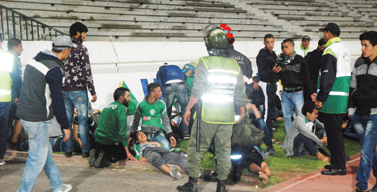 Match Raja-Chabab Rif Al Hoceima : Le verdict est tombé
