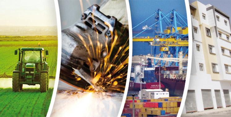 Le HCP confirme ses prévisions: Une croissance de 4,5% à fin décembre