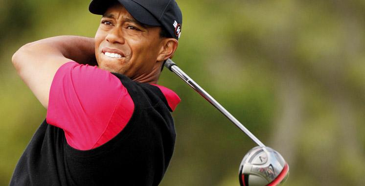 US Open de golf : Le grand retour  de Tiger Woods