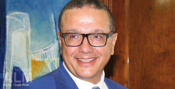Mohamed Boussaid se livre à l'Oxford Business Group