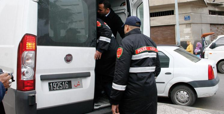 Fès : arrestation de six personnes impliquées dans divers actes criminels