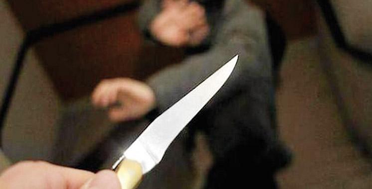 Khouribga : Arrestation d'un individu recherché pour vol sous la menace de l'arme blanche