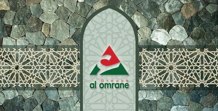 Le Groupe Al Omrane maintient le cap