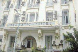 Casablanca : Explosion à l'hôtel Majestic