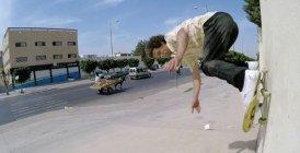 Le tour du Maroc en Skate avec Nassim Guammaz