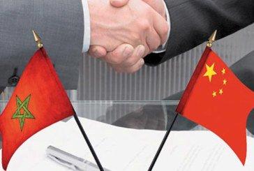 Maroc-Chine : Les accords  bilatéraux se développent