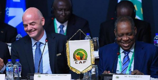 Football : Issa Hayatou loue les progrès enregistrées par le Maroc
