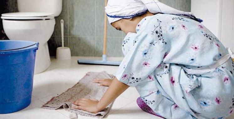 Travail domestique : Les associations appellent à modifier la loi 19-12
