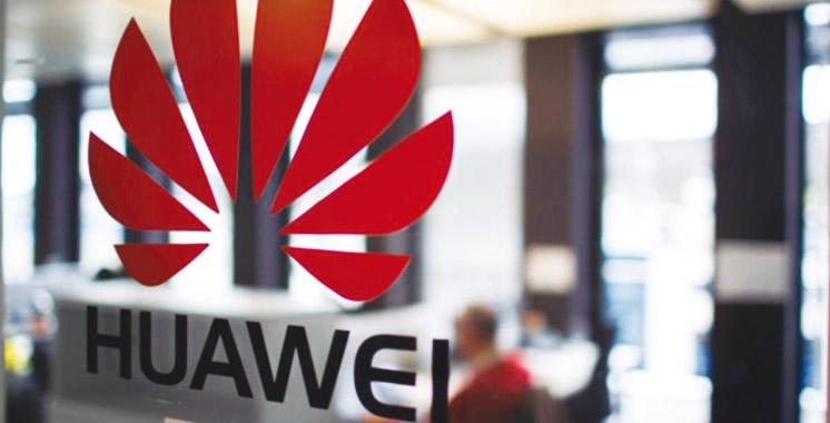 Huawei participe à la Course internationale de Casablanca