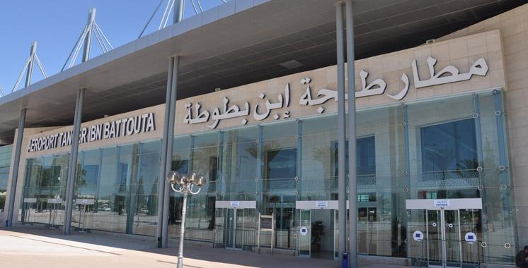 238.536 passagers ont transité via les aéroports de Tanger-Tétouan