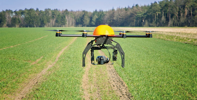 Innovation : La MAMDA lance les expertises par drones