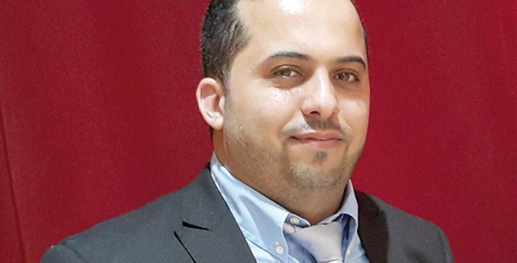 Aissam Ouaza, ingénieur d'Etat en Génie Civil de l'Ecole Hassania des travaux publics.