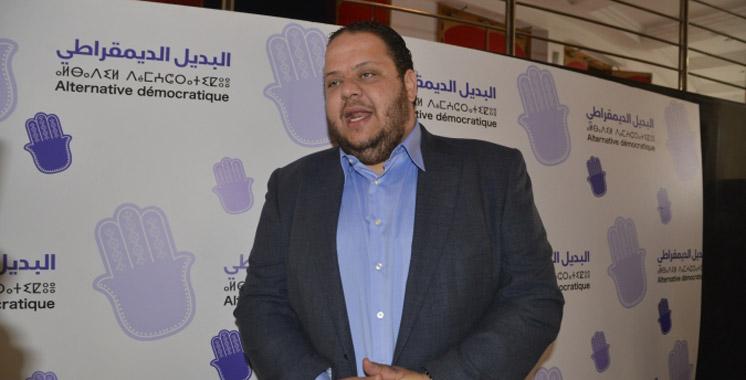 Ali Yazghi dirige le Parti  alternative démocratique