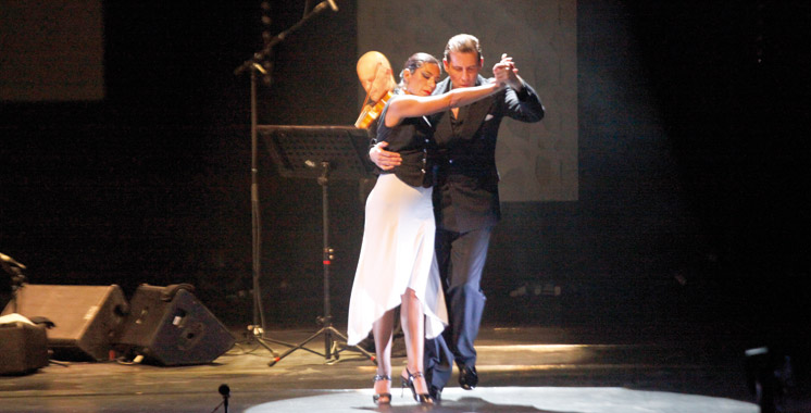 Le groupe Alma de tango à Mawazine: Quand la danse du tango fascine les Rbatis
