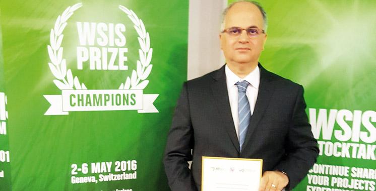Poste Maroc primée à Genève: «Barid eSign» à l'honneur