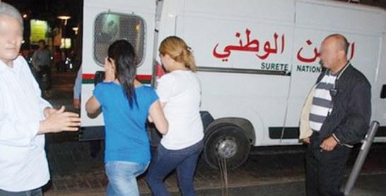 Diffusion de fausses informations sur des cas présumés d'infection : Deux filles arrêtées à Tanger