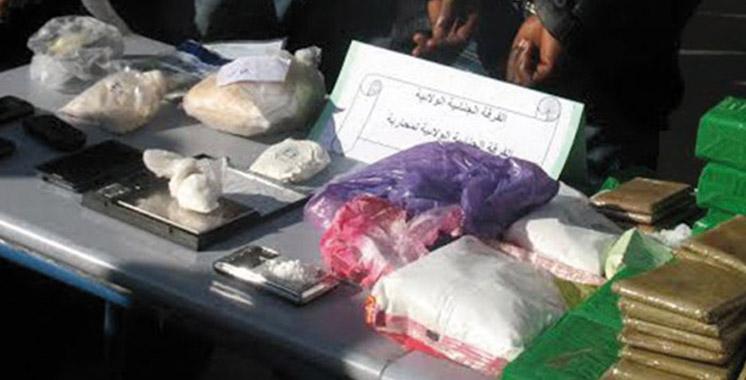 Casablanca : Deux Subsahariens arrêtés en possession de cocaïne, haschich et boissons alcoolisées de contrebande