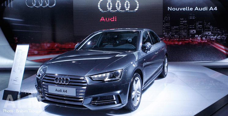 Nouvelle Audi A4 : Brillantissime !