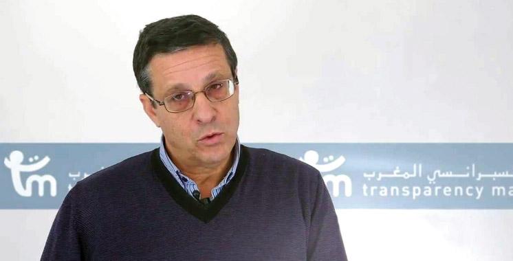 Azzedine Akesbi, membre du conseil national de Transparency Maroc.