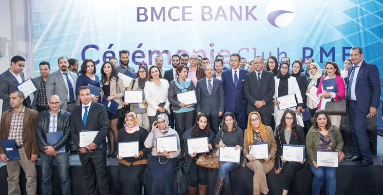 BMCE Bank: Des lauréats récompensés et un nouveau concept lancé …