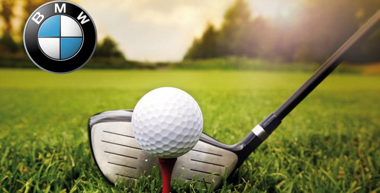 Pour le 43ème Trophée Hassan II de Golf  : BMW désigné transporteur officiel