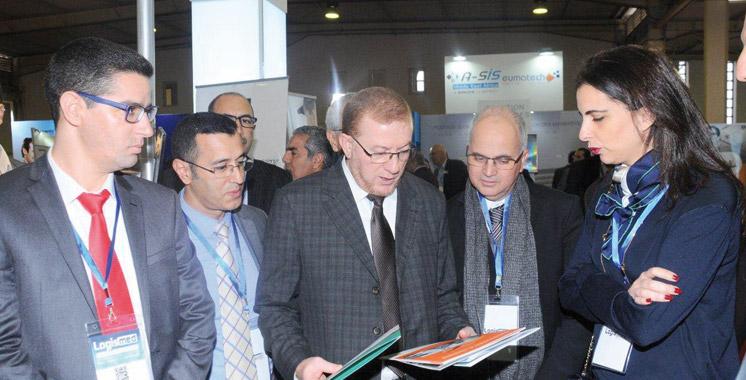 Barid  Al Maghrib réitère sa participation au Logismed