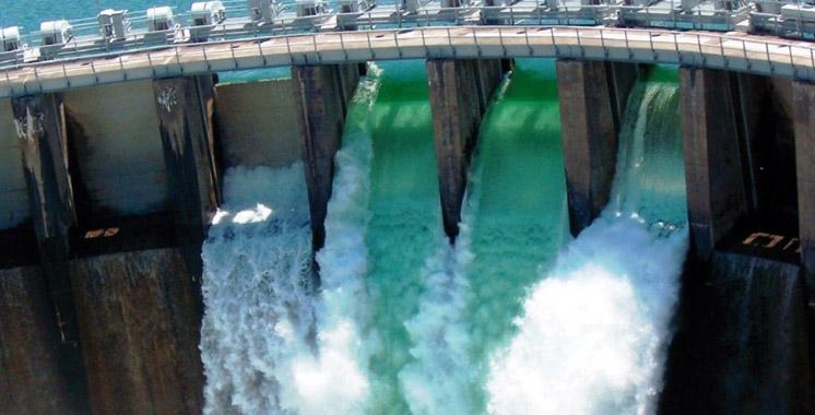 Les barrages remplis à 44,4% au 14 janvier