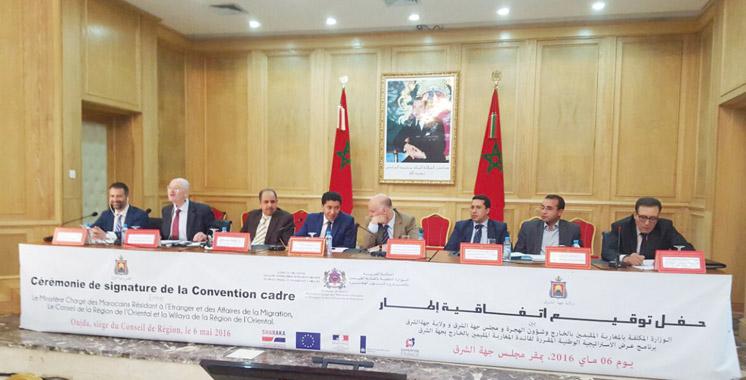 Les marocains du monde lancent leur initiative: Primo, la voix des MRE à l'Oriental