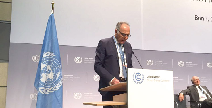 COP22: L'accord de siège signé à Bonn