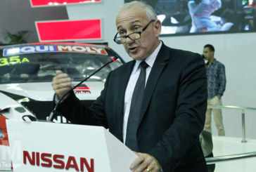 Nissan prend de plus en plus de l'ampleur au Maroc