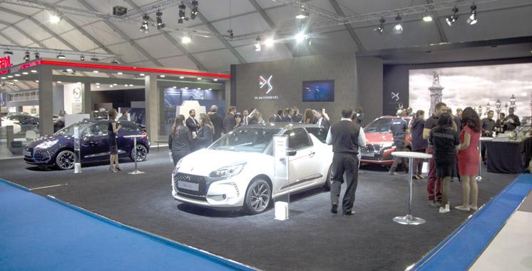DS : Le plein de nouveautés à l'Auto Expo !
