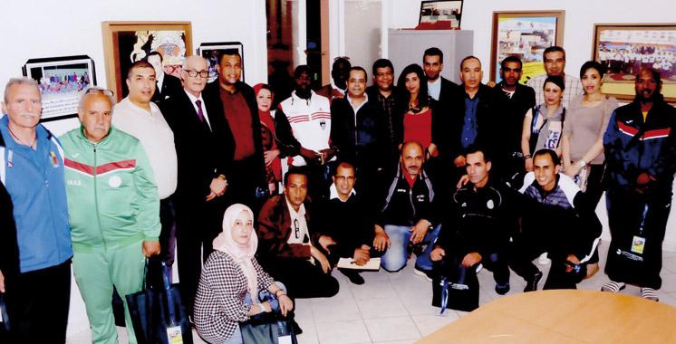 Le Centre de formation de sport boules ouvre ses portes: Les premiers stagiaires sont algériens